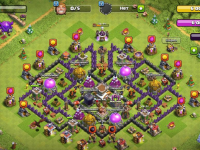 Clash of Clans farm base